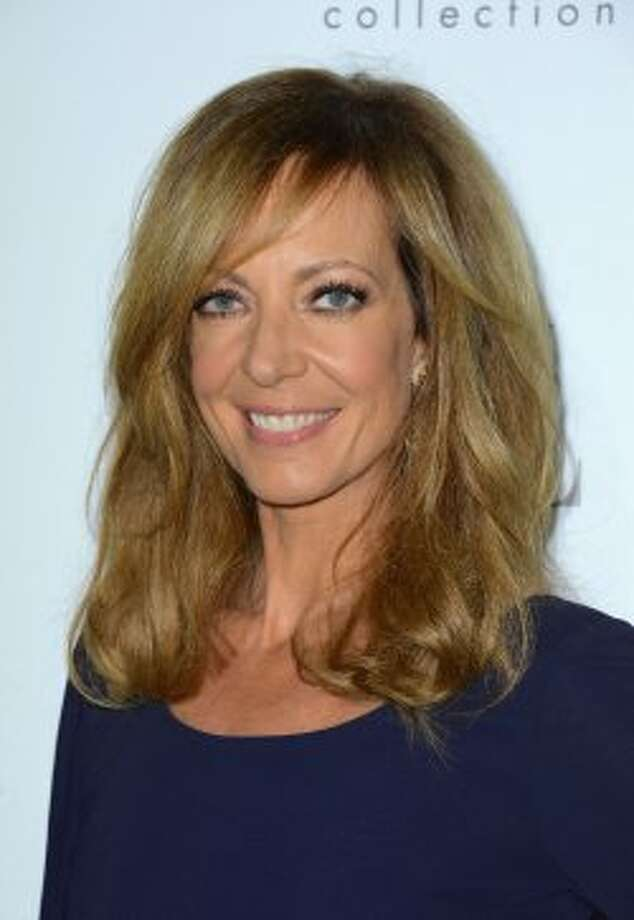 Actress Allison Janney arrives at ELLE's 19th Annual Women In Hollywood Celebration at the Four Seasons Hotel on October 15, 2012 in Beverly Hills, California.   (Frazer Harrison / Getty Images)