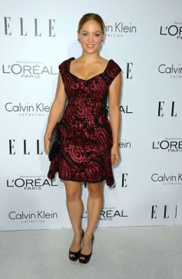 Actress Erika Christensen arrives at ELLE's 19th Annual Women In Hollywood Celebration at the Four Seasons Hotel on October 15, 2012 in Beverly Hills, California.  (Frazer Harrison / Getty Images)