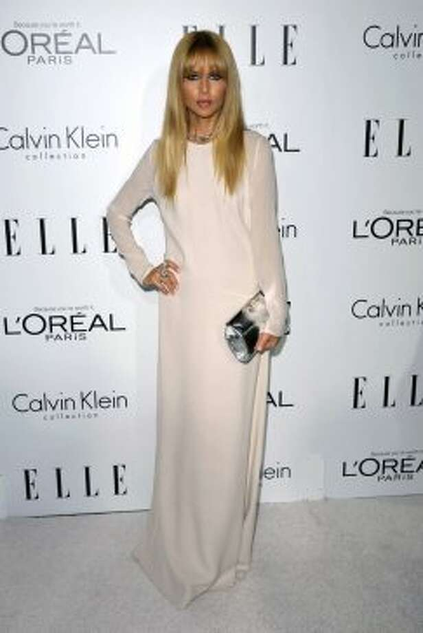 Stylist Rachel Zoe attends the 19th Annual ELLE Women In Hollywood Celebration in Los Angeles on Monday, Oct. 15, 2012.  ( John Shearer/Invision/AP) / Associated Press)