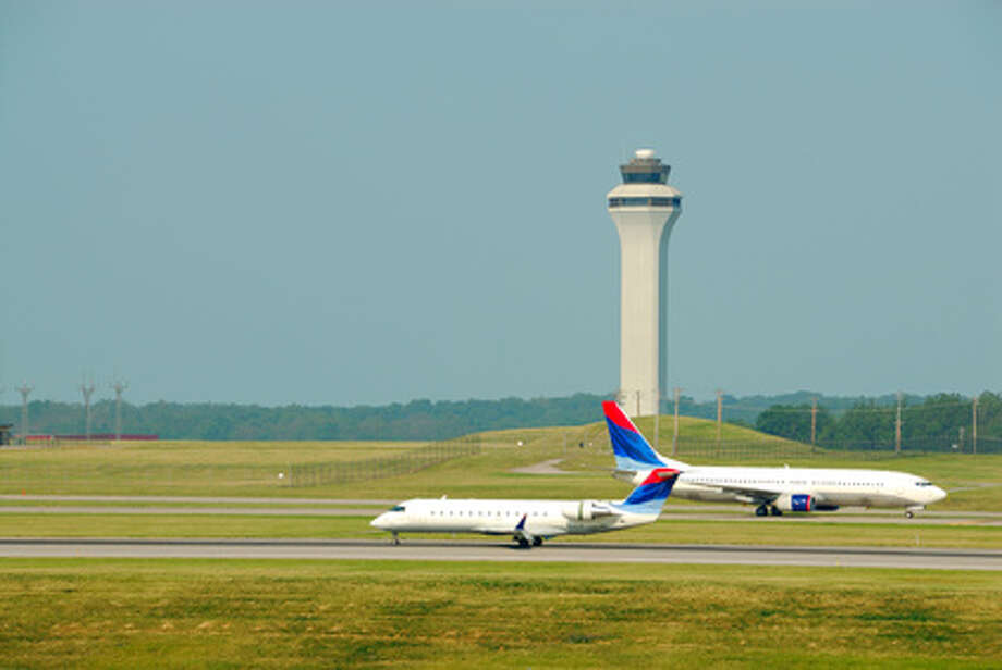 $450,000: Coburn says the Lake Murray State Park Airport in his home state is rarely used, but stays open to lnad more federal funds. It averages 12 flights a year, has no planes based there and is near two more heavily used airports.  Photo: . / 2007 Anne Kitzman
