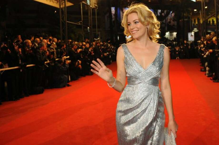 It was Elizabeth Banks.  (ANNE-CHRISTINE POUJOULAT / AFP/Getty Images)