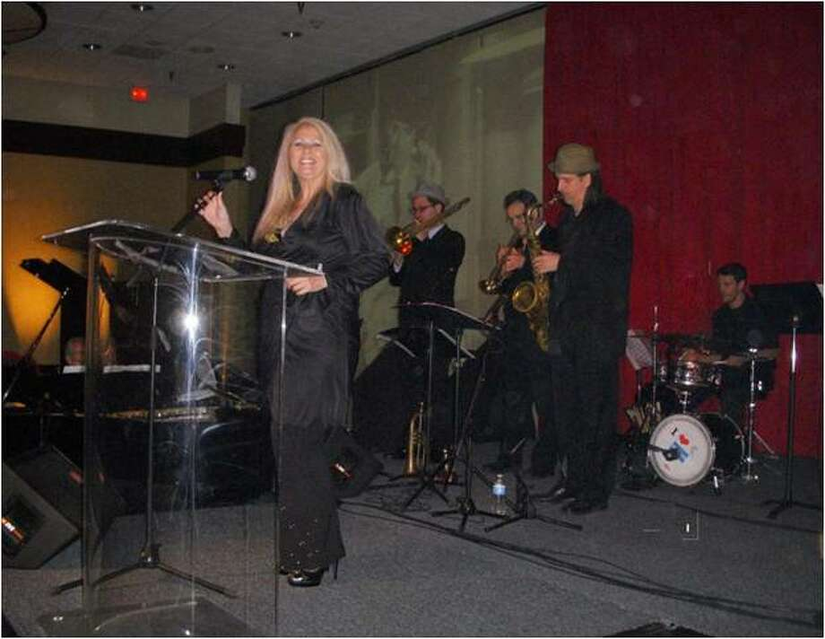 """Dena Blue, an inductee of the Texas Music Hall of Fame, will perform 2-4:30 p.m. at the """"Eyes on Tomorrow"""" concert for Greater Peace in the Next Generation. Photo: Courtesy"""