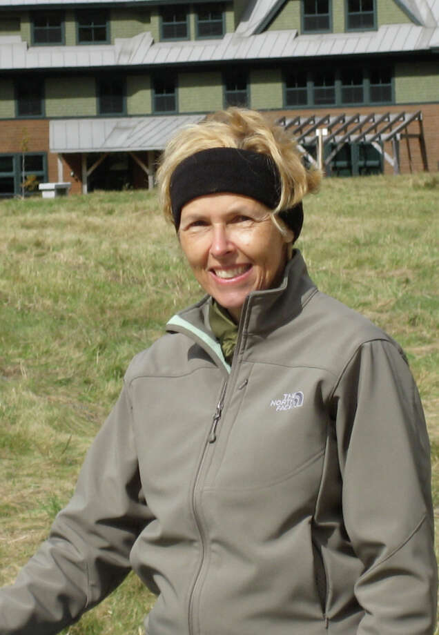 Organic landscape designer Camilla Worden will speak on the topic ìLandscaping for a Sustainable Environmentî Tuesday, Oct. 23, at the Cyrenius H. Booth Library in Newtown. Photo: Contributed Photo