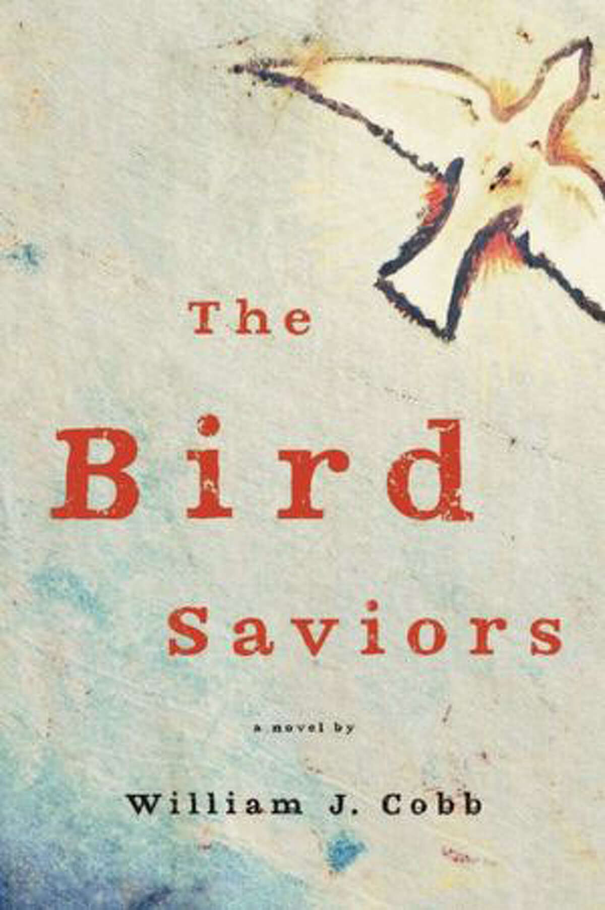 """Birds in many cultures are considered a link between heaven and earth. In William J. Cobb's fierce new novel """"The Bird Saviors,"""" our winged companions are harbingers of environmental disaster in a near-future time of economic turmoil, fundamentalist sects, weather change, severe drought, work shortages, immigration crisis and systemic corruption."""
