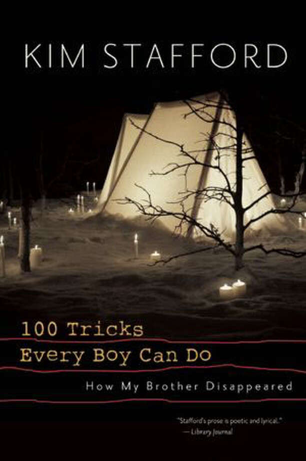 "In 1988, Bret Stafford put a gun to his head and ended a tortured life. In ""100 Tricks Every Boy Can Do,"" from Trinity University Press, Kim Stafford tries to come to terms with his brother's death."
