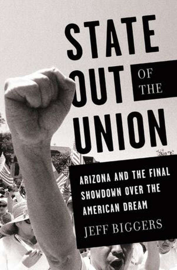 "Raised in Tucson, journalist Jeff Biggers has been a lifelong student of Arizona's history and a keen observer of contemporary Arizona politics. With ""State Out of the Union"" he argues forcefully that his state has come to be run by right-wing extremists with secessionist delusions, racist hate-mongering policies and a reckless disregard for truth. Biggers reads here Thursday."