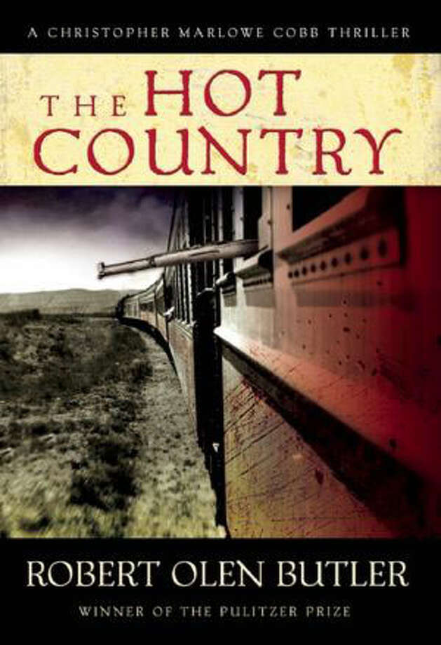 "Pulitzer winner Robert Olen Butler's historical novel ""The Hot Country"" is set in Veracruz during the Mexican Revolution."