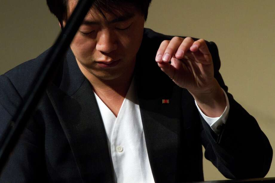 Pianist Lang Lang will play three different Beethoven concertos on the three nights he performs with the Houston Symphony this week. Photo: Josh Mauser / The Kalamazoo Gazette