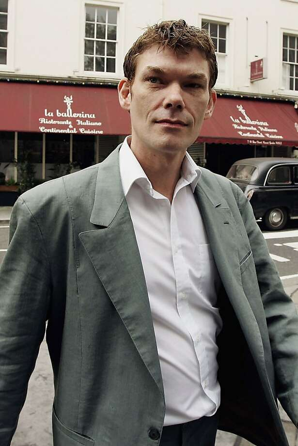 Gary McKinnon allegedly breached U.S. military networks. Photo: Bruno Vincent, Getty Images