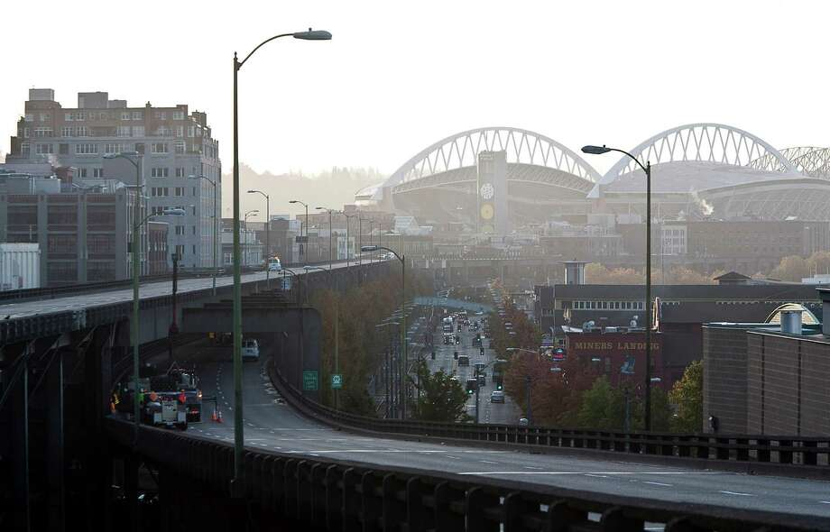 Seattle: Both cities have more divorced people than the national average, but Seattle a smaller percentage than Portland. About 14 percent of Seattle women are divorced or separated, compared to 16 percent of Portland women. The rates for men are 11 percent in Seattle and 13 percent in Portland. Photo: Stephen Brashear, Getty Images / 2009 Getty Images