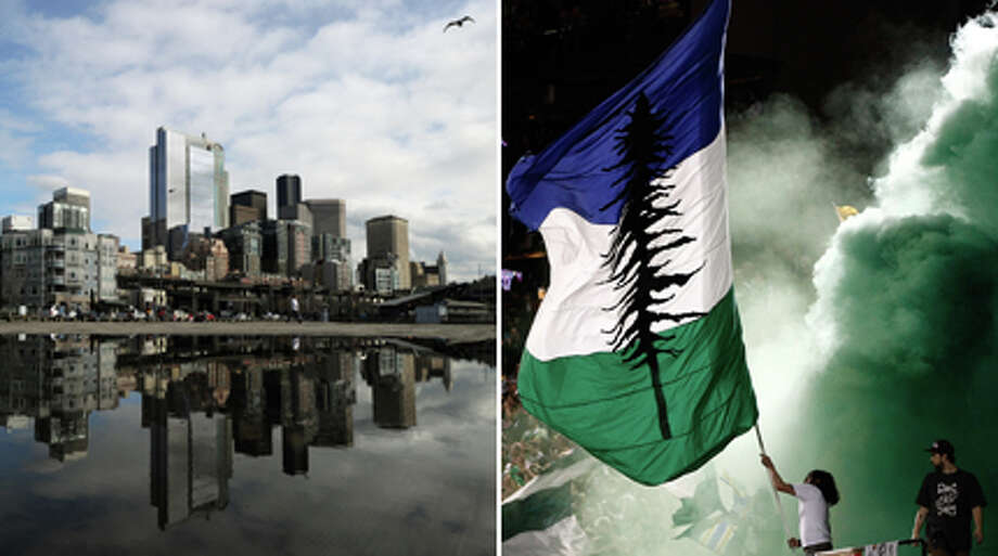 Separated by three hours and one state line, Seattle and Portland have plenty in common. Click through the gallery above to see how the cities compare in a variety of economic, social and demographic indicators. Photo: Getty Images