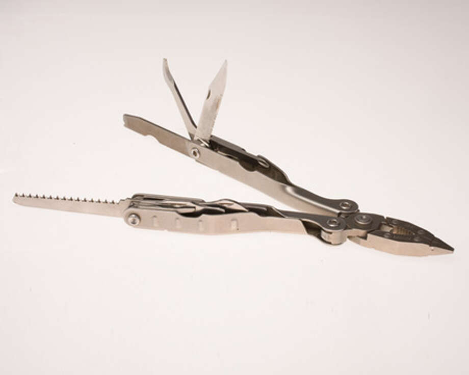 A CIA medic used this multi-purpose tool in Afghanistan to perform surgical procedures, including three lower-leg amputations. Photo: Central Intelligence Agency