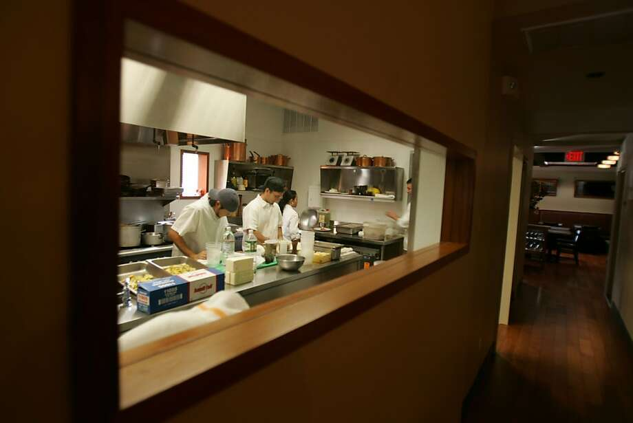 The dishes at Range are a bit simpler than they were when it opened in 2005. Photo: Eric Luse, The Chronicle