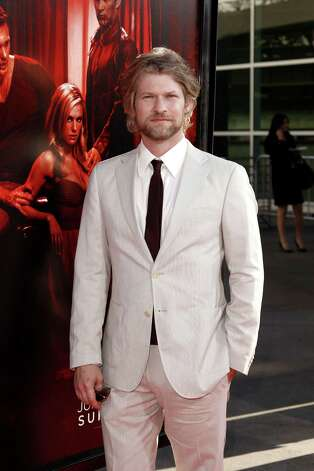 "Todd Lowe: TV actor, best known for his roles on ""True Blood"" and the ""Gilmore Girls."" Photo: Matt Sayles, Associated Press"