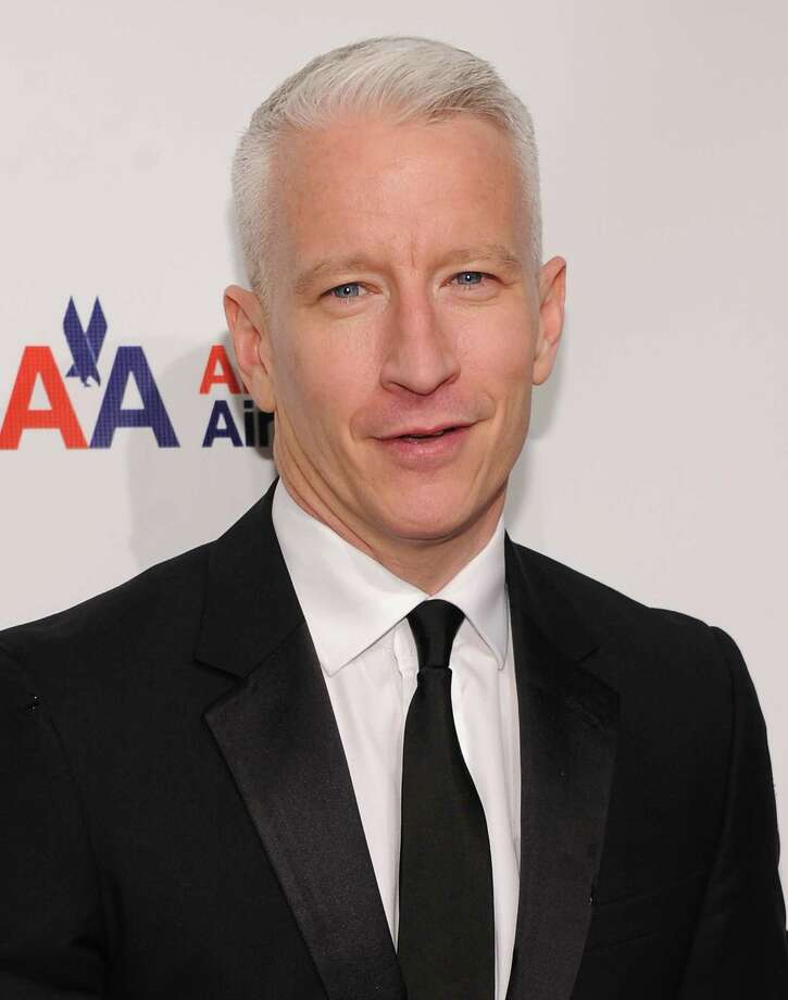 Anderson Cooper: Very different presidential debate tonight. Much more on point #Obama, #Romney on point as well. Photo: Dimitrios Kambouris, . / 2012 Getty Images