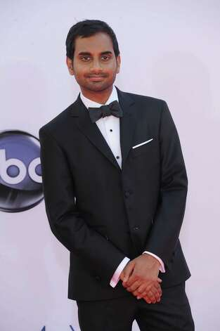 "Aziz Ansari: ""I 'remixed' my views to make it more appealing to the extremes of my party."" Photo: Katy Winn, . / WINNK"