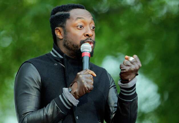 will.i.am: This debate is wasting everyones time…we are knee deep in s*** Photo: Doug Pensinger, . / 2012 Getty Images