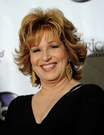 Joy Behar: Romney said he sat cross the table from people who lost their jobs. That's because he fired them. #Current2012 Photo: Ethan Miller, . / 2011 Getty Images