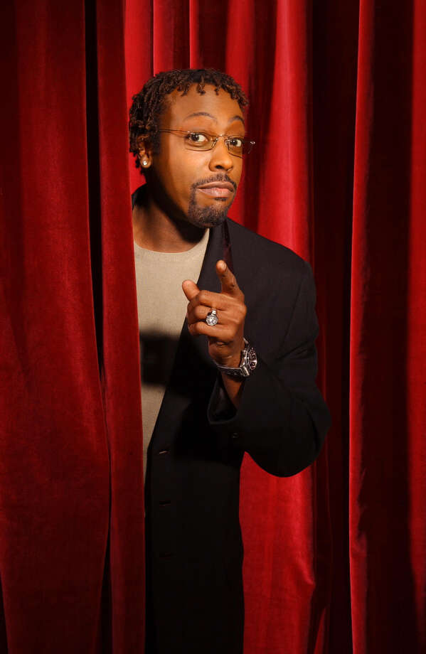 Arsenio Hall: I'd love to be in the comedy war room, with the SNL writers right now. Photo: MONTY BRINTON, . / ©2002 CBS WORLDWIDE INC. ALL RIGHTS RESERVED.