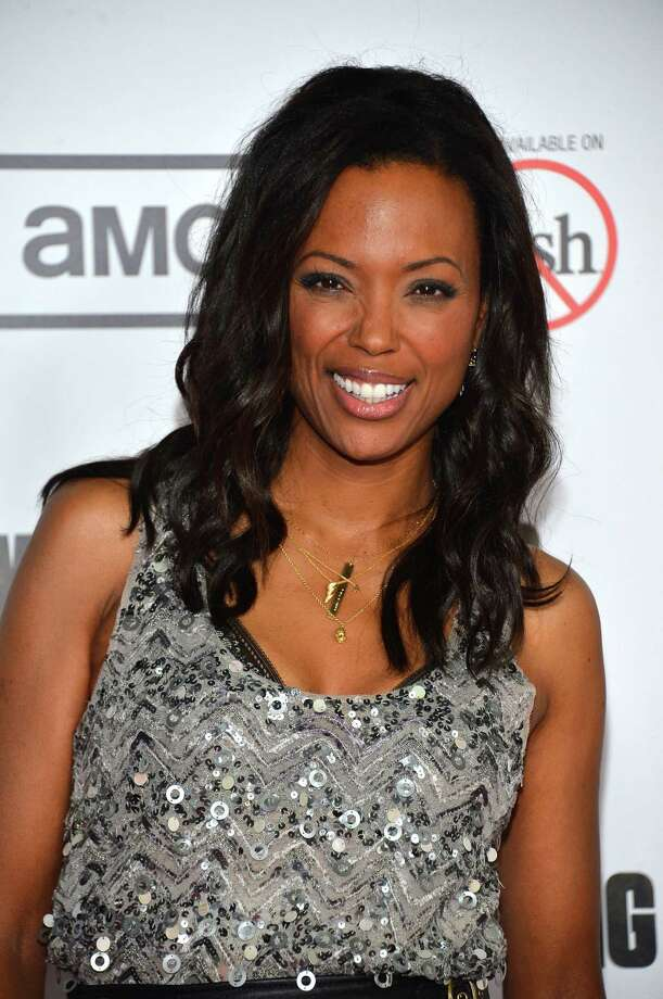 Aisha Tyler: I checked my pension, and I do not invest in Chinese companies. However, all my disposable income goes to iphones and nikes. #whoops #debate Photo: Frazer Harrison, . / 2012 Getty Images