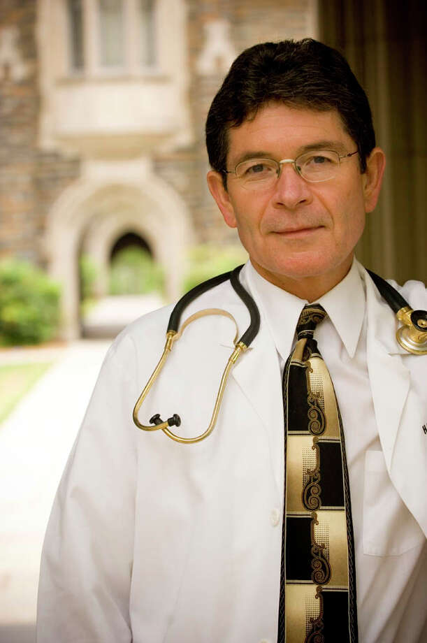 Dr. Harold Koenig, director and founder of the Center for Spirituality, Theology and Health at Duke University, will be the guest speaker at Norwalk Hospital, Wednesday, Oct. 24, at 7:30 p.m. in the Richard S. Perkin Auditorium. Photo: Contributed Photo