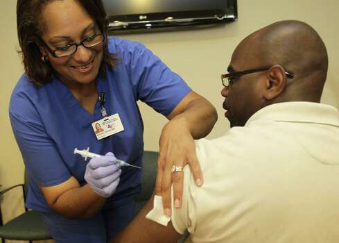 Study claims low immunization rate for Houston adults ...