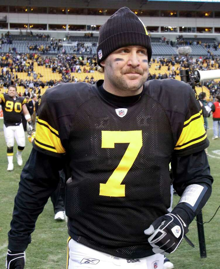 """In 2010, Rapper Eminem takes a shot at Roethlisberger in a new song called """"Despicable."""" Photo: AP"""