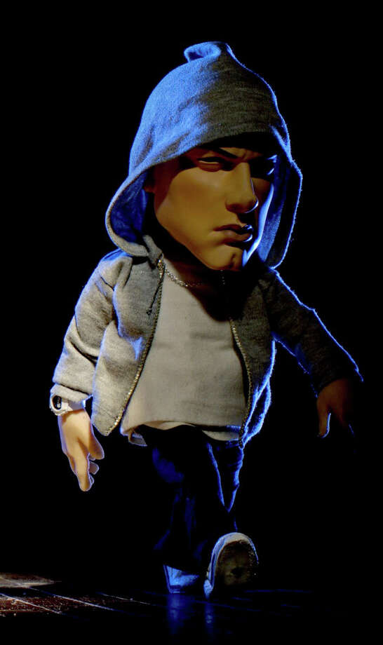 At this point, in 2011, Eminem is so mainstream he's even doingcommercialsfor iced tea. Photo: AP