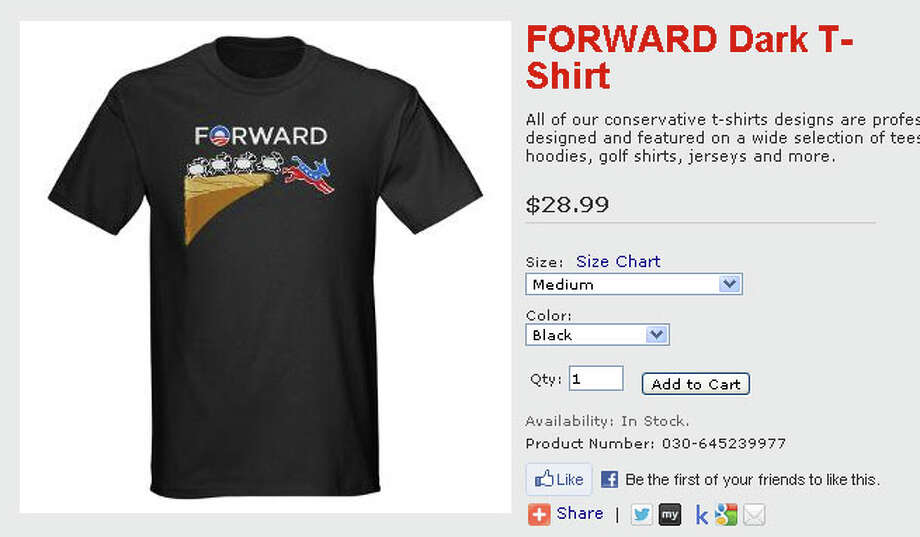 Forward (off a cliff?) - $28.99 at cafepress.com.
