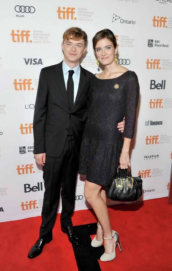 "TORONTO, ON - SEPTEMBER 07:  Actor Dane DeHaan (L) and Anna Wood attend ""The Place Beyond The Pines"" premiere during the 2012 Toronto International Film Festival at Princess of Wales Theatre on September 7, 2012 in Toronto, Canada.  (Photo by Sonia Recchia/Getty Images) Photo: Sonia Recchia / 2012 Getty Images"