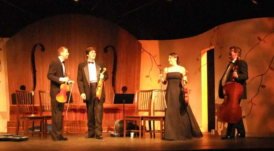"""Opus"" at Curtain Call Theatre"