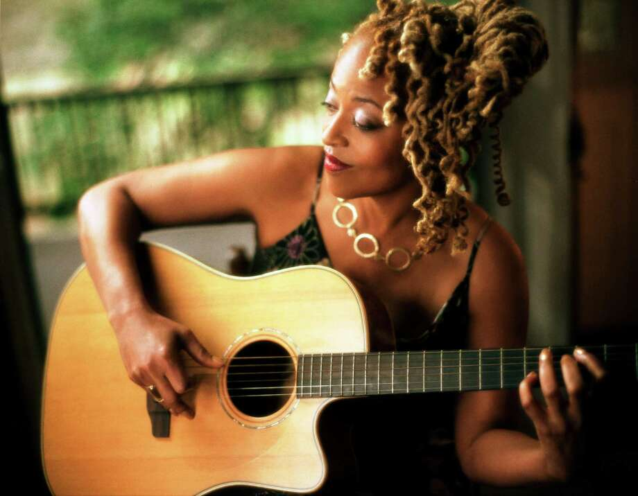 Cassandra Wilson will perform at the Wortham Theater Center on Saturday. Photo: Blue Note