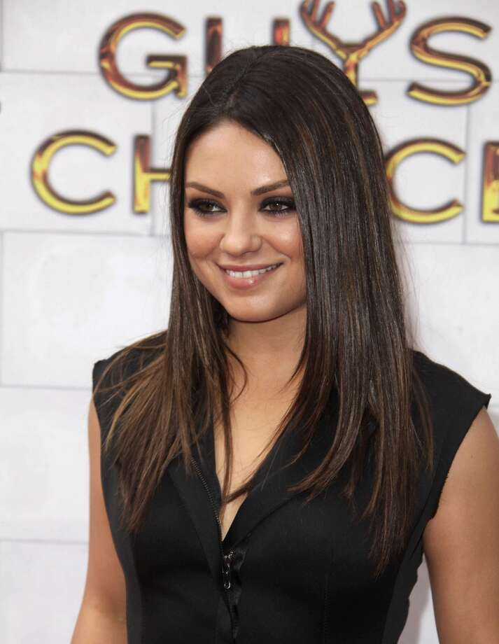 Favorite Movie Actress: Mila Kunis