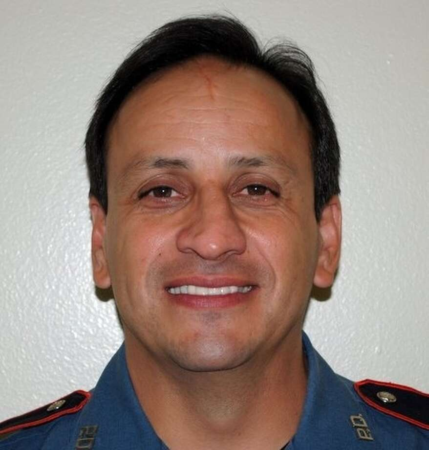 Richard Cano, 46, was charged with extortion. Photo: HISD