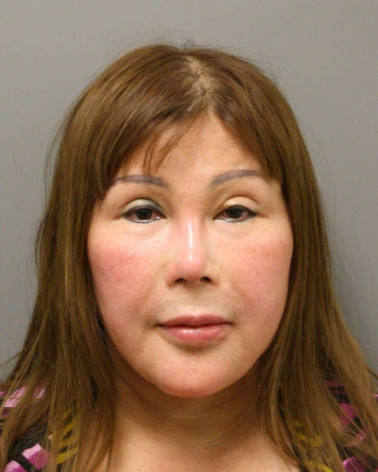 Lan T. Phan has been charged with bribery in an investigation of a north Harris County massage parlor. (HCSO photo) Photo: Handout