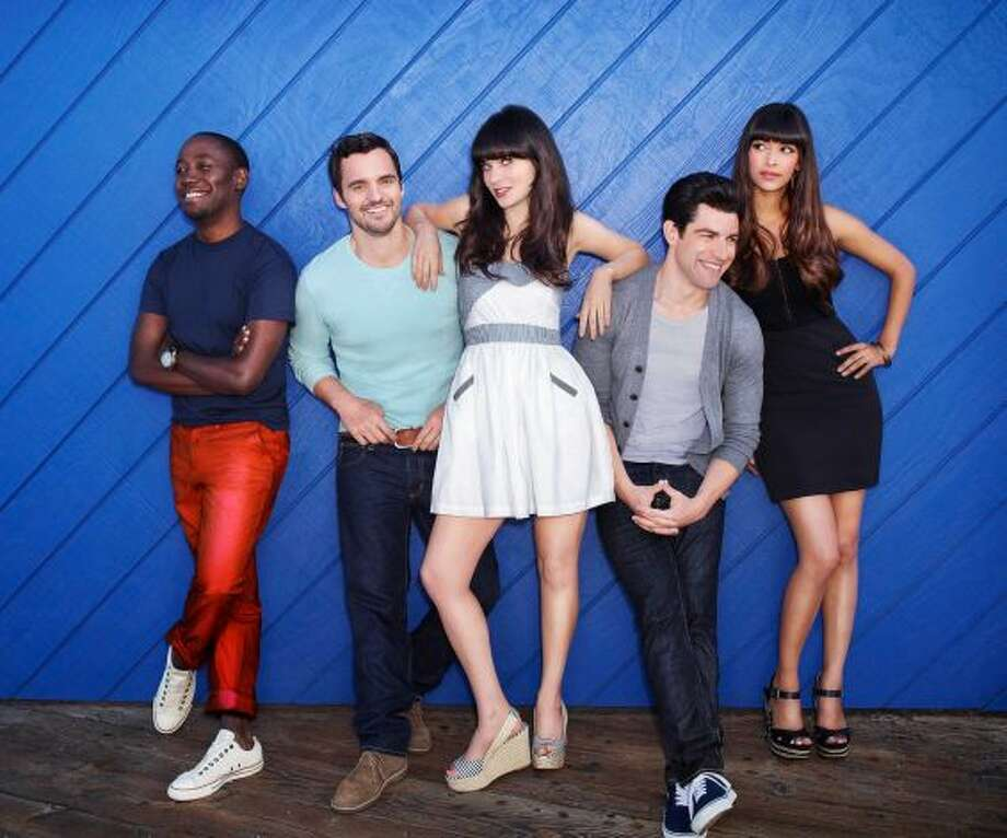 "Seattle has the second highest rate of ""non-family households"" among major cities. That includes living with roommates and partners, and on your own. So maybe Seattle can relate to FOX's ""New Girl"" show? Photo: FOX, ."