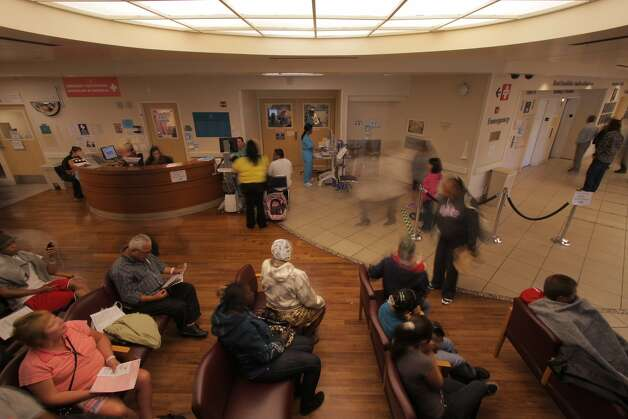 The Waiting Room at Highland Hospital in Oakland, Ca. Photo: International Film Circuit, Inc.
