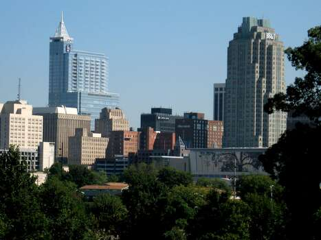 "11. Raleigh/Durham, N.C.: 15th for investment, 10th for development and 11th for home building. ""This eastern-seaboard, centrally located area continues to be a hub of education: the city ranks fifth overall in that field. ... A very affordable cost of living, substantial job growth, and a diverse employment base have continued to stimulate the economy here. ... The importance of the housing market as a backbone for commercial real estate is visible here, as home prices are expected to increase another 1 percent next year, and Raleigh/Durham is one of the few metro areas out of the red since the recession. This situation, combined with a foreclosure rate just shy of 4 percent, puts the area in a good position for future growth."" Photo: Twbuckner/flickr"