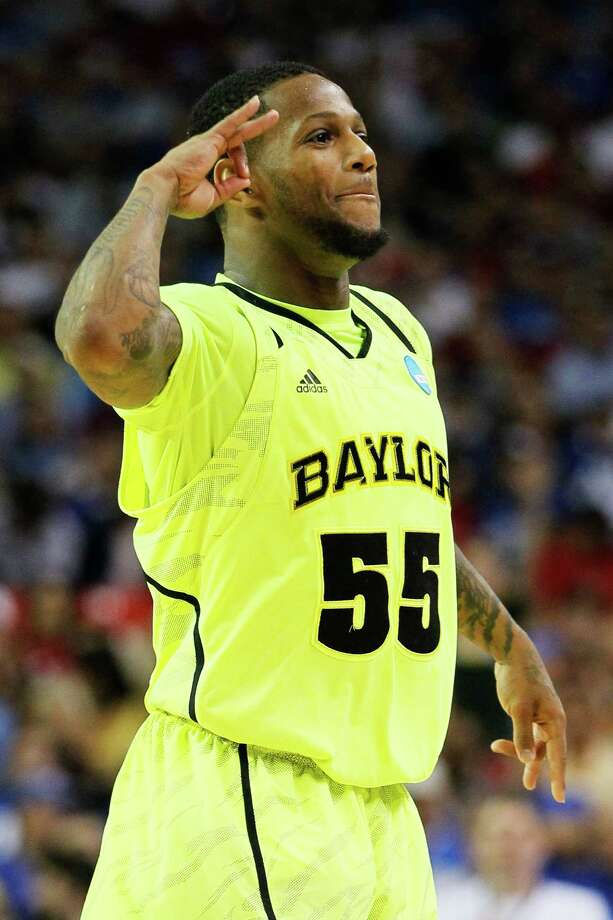 Baylor senior guard Pierre Jackson has the respect of Big 12 coaches as the conference's preseason player of the year. Photo: Kevin C. Cox, Getty Images / 2012 Getty Images