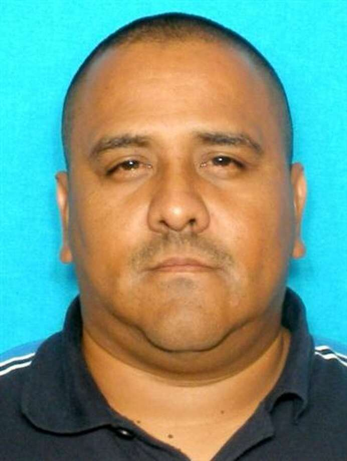 Ruben Espinosa, 44, died in a crash after shooting at an SUV in an apparent fit of road rage this week.