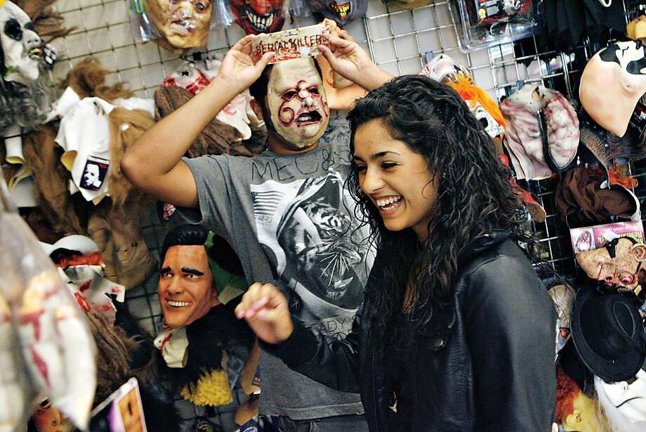 2016's Halloween spending forecastU.S. consumers are expected to spend an estimated $8.4 billion this Halloween, an increase from $6.9 billion spent in 2015.Source: National Retail Federation Photo: Kai-Huei Yau, Associated Press