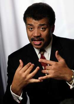"Neil deGrasse Tyson: Astrophysicist hosts ""NOVA scienceNOW"" on PBS, and has been a guest on ""The Daily Show,"" ""The Colbert Report"" and ""Jeopardy!"" Photo: Richard Drew, Associated Press"
