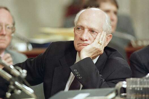 Jack Brooks: Democrat served more than 40 years in the U.S. House, representing the Beaumont area and later Houston. He was one of the few Southern congressmen to support the Civil Rights Act, and drafted the articles of impeachment against President Richard Nixon after Watergate. Photo: Lana Harris, Associated Press