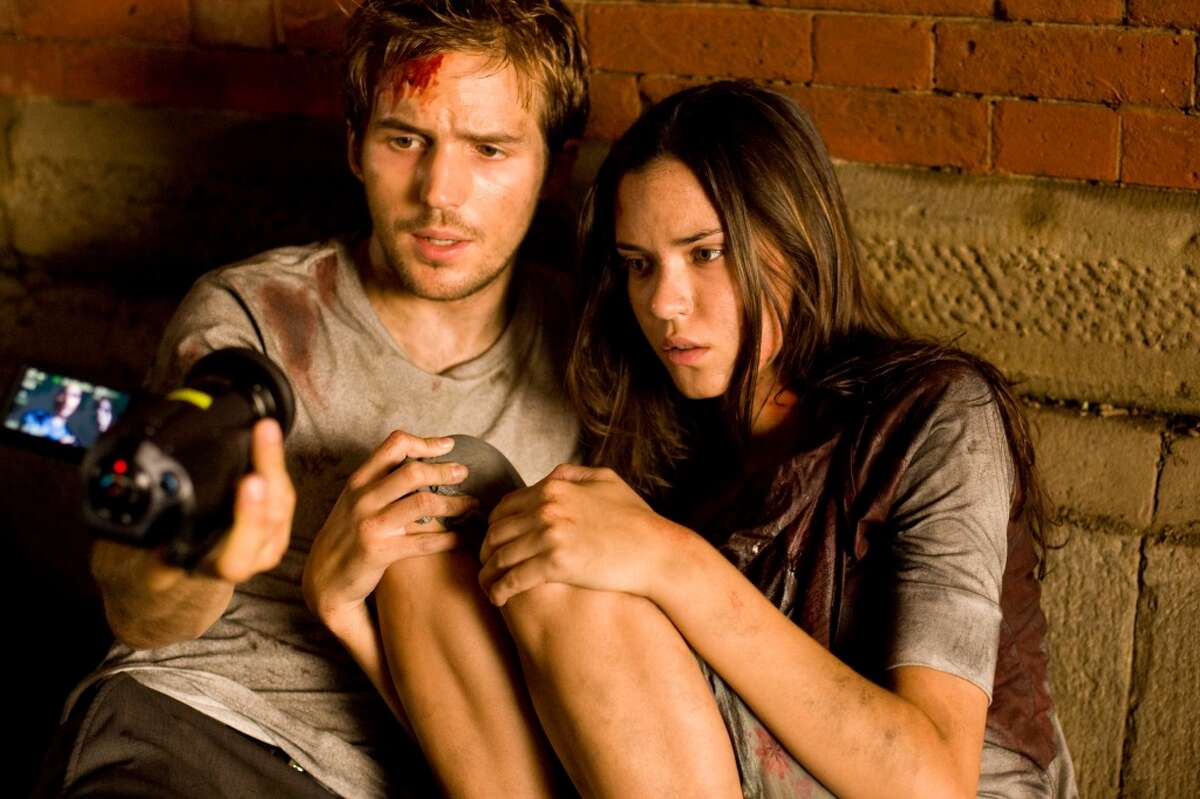 Cloverfield (2008) Available on Netflix Nov. 1A New York City monster movie that is actually a 9/11 film in disguise. The 2008 hit is presented in the found footage style pioneered by