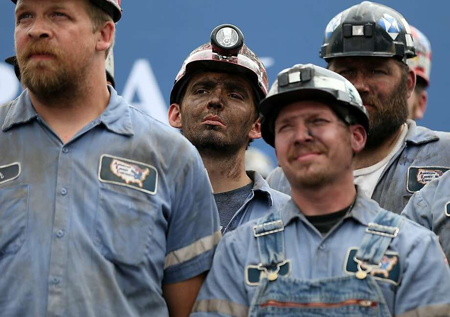 Miner -- Median Annual Salary: $53,900 Photo: .
