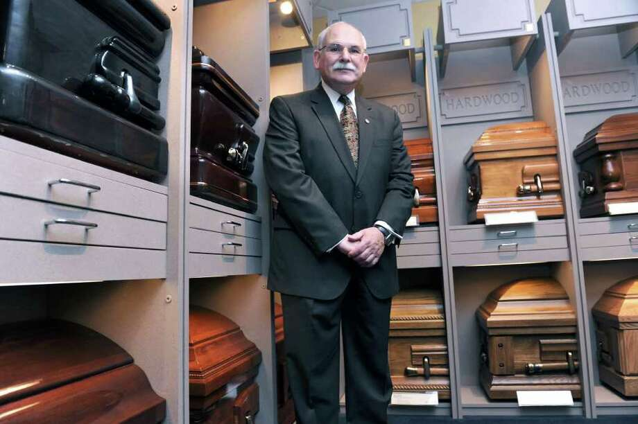 Mortician/Funeral Director -- Median Annual Salary: $43,100 Photo: Carol Kaliff / The News-Times