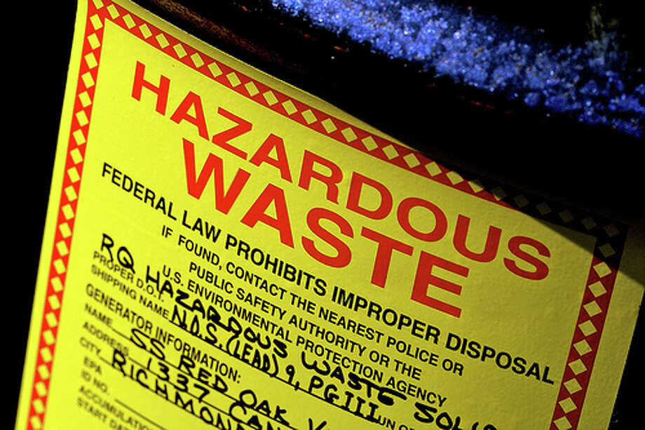 Hazardous Materials Removal Worker --  Median Annual Salary: $42,400 (Photo: Jeremy Brooks, Flickr) Photo: .