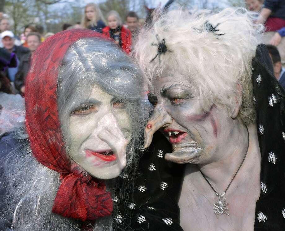 1. Witch (Credit: Jens Meyer/AP)