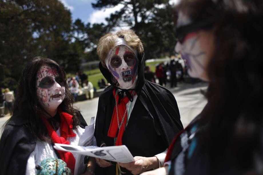 2. Vampire (Lea Suzuki/San Francisco Chronicle)