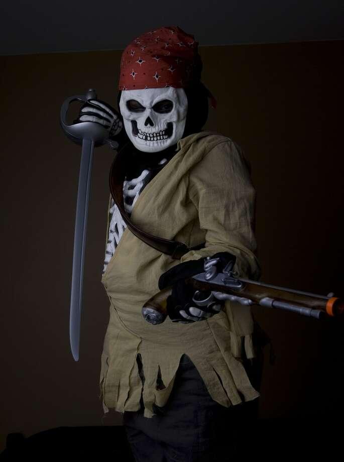 7. Pirate (James Nielsen/Houston Chronicle)